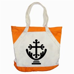 Anuradhapura Cross Accent Tote Bag