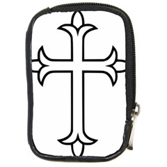 Western Syriac Cross Compact Camera Cases