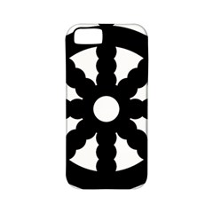 Dharmacakra Apple Iphone 5 Classic Hardshell Case (pc+silicone) by abbeyz71
