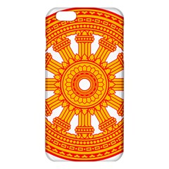 Dharmacakra Iphone 6 Plus/6s Plus Tpu Case by abbeyz71