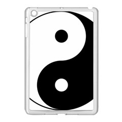 Yin & Yang Apple Ipad Mini Case (white) by abbeyz71