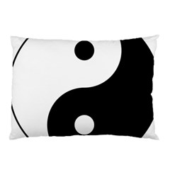 Yin & Yang Pillow Case by abbeyz71