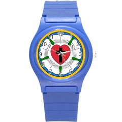 Luther Rose Round Plastic Sport Watch (s) by abbeyz71