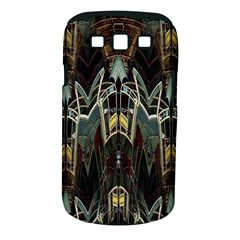 Urban Industrial Rust Grunge Samsung Galaxy S III Classic Hardshell Case (PC+Silicone)