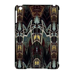 Urban Industrial Rust Grunge Apple iPad Mini Hardshell Case (Compatible with Smart Cover)