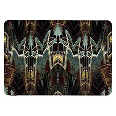 Urban Industrial Rust Grunge Samsung Galaxy Tab 8 9  P7300 Flip Case by CrypticFragmentsDesign