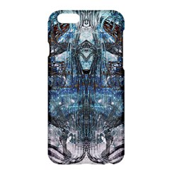 Angel Wings Blue Grunge Texture Apple Iphone 6 Plus/6s Plus Hardshell Case by CrypticFragmentsDesign