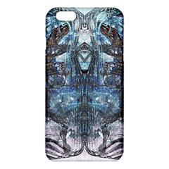 Angel Wings Blue Grunge Texture Iphone 6 Plus/6s Plus Tpu Case by CrypticFragmentsDesign