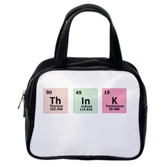 Think   Chemistry Classic Handbags (one Side)