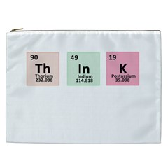 Think   Chemistry Cosmetic Bag (xxl)