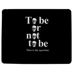 To Be Or Not To Be Jigsaw Puzzle Photo Stand (rectangular) by Valentinaart
