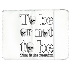 To Be Or Not To Be Samsung Galaxy Tab 7  P1000 Flip Case