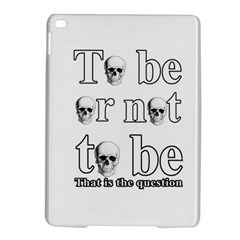 To Be Or Not To Be Ipad Air 2 Hardshell Cases by Valentinaart
