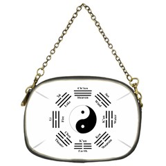 I Ching  Chain Purses (one Side)  by Valentinaart