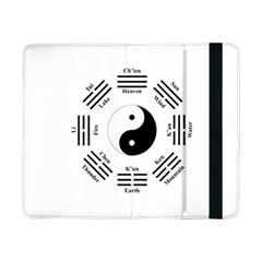 I Ching  Samsung Galaxy Tab Pro 8 4  Flip Case by Valentinaart