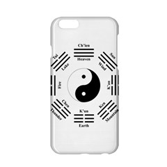I Ching  Apple Iphone 6/6s Hardshell Case by Valentinaart