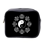 I ching  Mini Toiletries Bag 2-Side Front