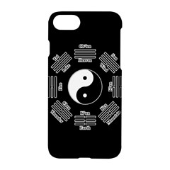 I Ching  Apple Iphone 7 Hardshell Case by Valentinaart