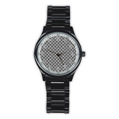 I Ching  Stainless Steel Round Watch