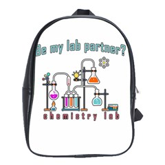 Chemistry Lab School Bags(large)