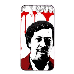 Pablo Escobar  Apple Iphone 4/4s Seamless Case (black) by Valentinaart