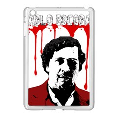 Pablo Escobar  Apple Ipad Mini Case (white)