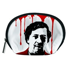 Pablo Escobar  Accessory Pouches (medium)  by Valentinaart