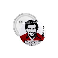 Pablo Escobar  1 75  Buttons by Valentinaart