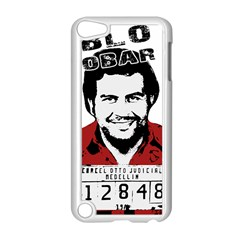 Pablo Escobar  Apple Ipod Touch 5 Case (white) by Valentinaart