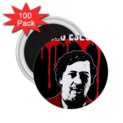 Pablo Escobar  2 25  Magnets (100 Pack)