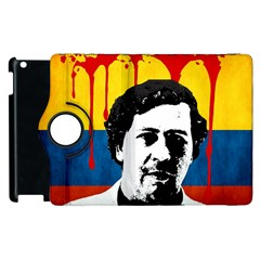 Pablo Escobar Apple Ipad 3/4 Flip 360 Case