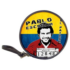 Pablo Escobar Classic 20 Cd Wallets by Valentinaart