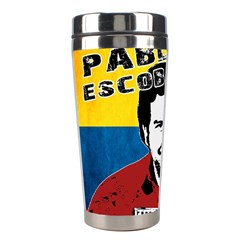 Pablo Escobar Stainless Steel Travel Tumblers