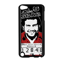 Pablo Escobar Apple Ipod Touch 5 Case (black) by Valentinaart