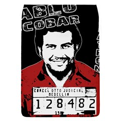 Pablo Escobar Flap Covers (s)  by Valentinaart