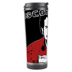 Pablo Escobar Travel Tumbler by Valentinaart