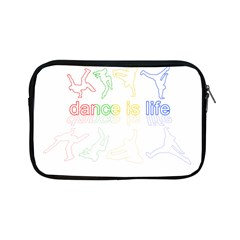 Dance Is Life Apple Ipad Mini Zipper Cases by Valentinaart