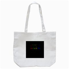 Dance Is Life Tote Bag (white)