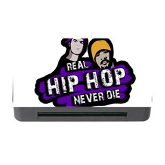 Real Hip Hop Never Die Memory Card Reader With Cf by Valentinaart