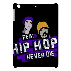Real Hip Hop Never Die Apple Ipad Mini Hardshell Case by Valentinaart