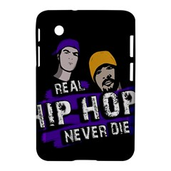 Real Hip Hop Never Die Samsung Galaxy Tab 2 (7 ) P3100 Hardshell Case
