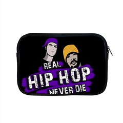 Real Hip Hop Never Die Apple Macbook Pro 15  Zipper Case by Valentinaart
