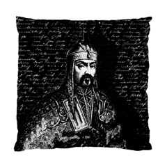 Attila The Hun Standard Cushion Case (one Side) by Valentinaart