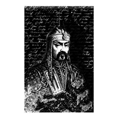 Attila The Hun Shower Curtain 48  X 72  (small)  by Valentinaart