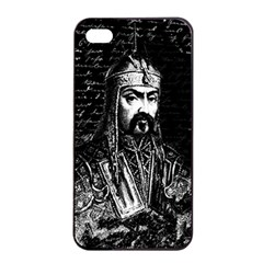 Attila The Hun Apple Iphone 4/4s Seamless Case (black) by Valentinaart
