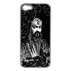 Attila The Hun Apple Iphone 5 Case (silver) by Valentinaart