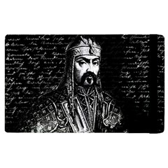 Attila The Hun Apple Ipad 3/4 Flip Case by Valentinaart