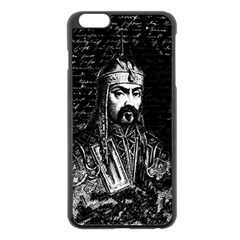 Attila The Hun Apple Iphone 6 Plus/6s Plus Black Enamel Case by Valentinaart