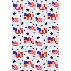 Flag Of The Usa Pattern 5 5  X 8 5  Notebooks by EDDArt
