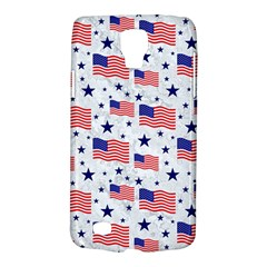 Flag Of The Usa Pattern Galaxy S4 Active by EDDArt